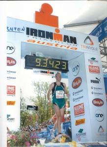 Ironman Klagenfurt Zieleinlauf