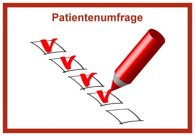 Patientenbefragung nach Femtophako